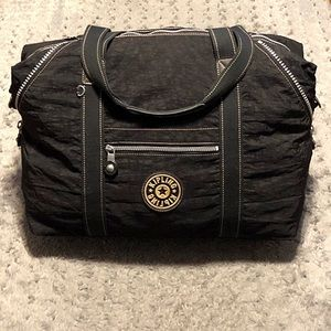 Kipling Art Medium Tote paid $115 Great condition!
